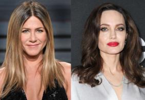 Saiba por que Angelina Jolie e Jennifer Aniston não podem se encontrar no Oscar