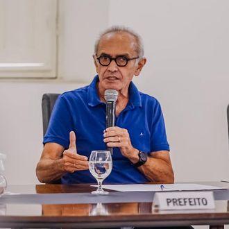 Cícero Lucena alerta para a ação de golpistas usando seu nome