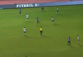 Com arbitragem desastrosa, Botafogo-PB é desclassificado da Copa do Nordeste após gol irregular