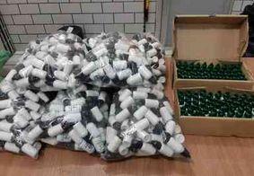 Homem é preso com mil frascos de veneno proibido pela Vigilância Sanitária, na PB