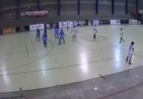 Final do Campeonato Paraibano de Futsal