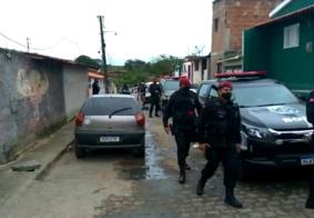 Operação aconteceu no município de Solânea no início da manhã desta sexta (4)