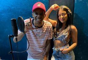 MC Mirella vai lançar hit com Lucas Penteado, dia Leo Dias