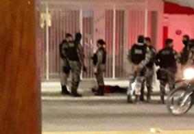 Tentativa de assalto após negociação na OLX termina com suspeito morto, em João Pessoa