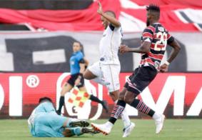 Pelo estadual, Santa Cruz e Sport empatam no Arruda