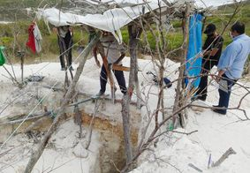 11 trabalhadores são resgatados entre PB e RN em condições análogas à escravidão