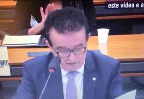 Vídeo: deputado diz que Mato Grosso do Sul fica na região Sul