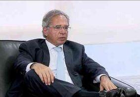 Paulo Guedes admite prorrogar auxílio emergencial, mas com valor menor