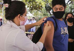 Capital vai aplicar 1ª, 2ª e 3ª dose de vacinas