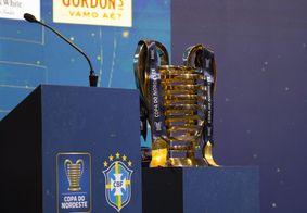 Orelhuda, a Taça da Copa do Nordeste