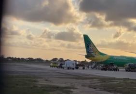 Quase 40 mil doses de vacina AstraZeneca chegam ao aeroporto de João Pessoa; veja