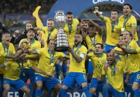 Seleção fatura mais de R$ 40 milhões com título da Copa América