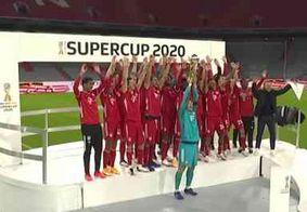 Bayern conquista a Supercopa da Alemanha