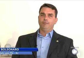 Em entrevista, Flávio Bolsonaro atribui depósitos atípicos à venda de apartamento