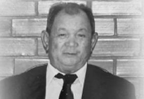 João Leôncio, ex-prefeito de Sapé, morre aos 88 anos após acidente doméstico