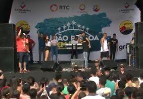 """Você viu? População lota Parque da Lagoa no """"João Pessoa em Festa"""""""