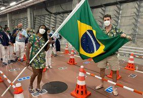 Por que delegação do Brasil foi a 152ª a desfilar na abertura das Olimpíadas?