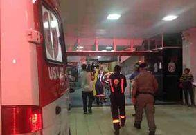 Grávida é baleada em tentativa de assalto no bairro de Mangabeira, em João Pessoa