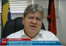 Decreto vai ter medidas mais restritivas para conter avanço da Covid-19