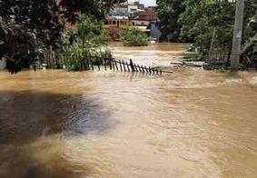 Chuvas deixam dois mortos e mais de 600 pessoas fora de casa no Espírito Santo