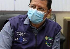 Marcellus Campelo, ex-secretário de Saúde do Amazonas