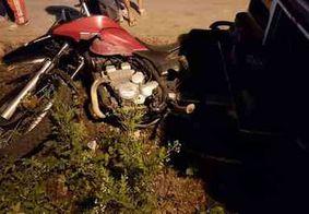 Motociclista morre ao tentar ver acidente com vítima fatal, no Litoral Sul da PB