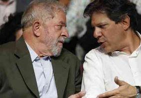 Haddad não vai mais visitar Lula na prisão, garante Gleisi Hoffmann