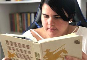 Maria Helena, graduanda em Letras - Língua Portuguesa