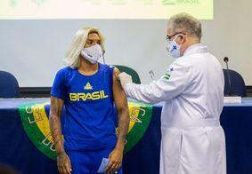 Tóquio 2020: atletas olímpicos e paralímpicos começam a ser vacinados
