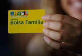 Pagamentos do Bolsa Família referentes ao mês de junho são iniciados