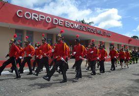 Corpo de Bombeiros militar da Paraíba