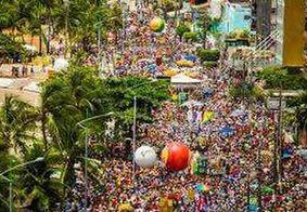 Confira a programação da segunda-feira de carnaval em Maceió