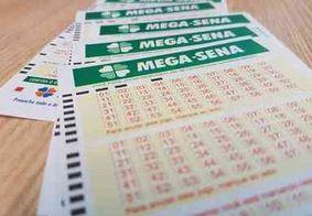 Veja os números sorteados na Mega-Sena; loteria acumula em R$ 23 milhões
