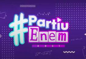 TV Tambaú/SBT e Portal T5 exibem 'Partiu Enem' neste domingo (24)