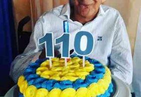 Idoso completa 110 anos e ganha festa na Vila Vicentina, em João Pessoa
