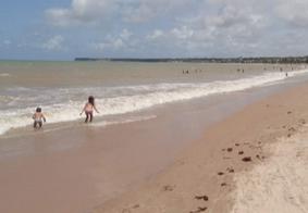 PB tem nove praias impróprias para banhistas neste fim de semana