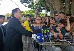 Bolsonaro foi autor de 58% dos ataques contra jornalistas em 2019, diz entidade