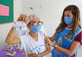Mais de 18,5 mil pessoas já foram vacinadas contra a Covid-19 em João Pessoa