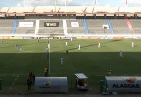 Ao vivo: assista CSA x Murici, pelo Campeonato Alagoano