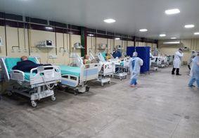Hospital de Trauma de João Pessoa amplia ala Covid-19 para 100 leitos