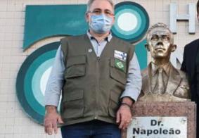 Ministro da Saúde se encontra com João Azevedo neste sábado (26); confira agenda