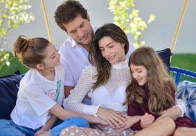 Cantor Daniel anuncia que será pai pela terceira vez