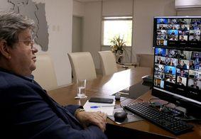 João Azevêdo pede audiência com Bolsonaro, Congresso e STF