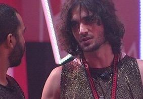 """""""Eu te amo, não esquece disso"""", diz Gilberto para Fiuk após festa"""