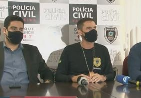 Polícia civil procurava o suspeito há mais de um ano