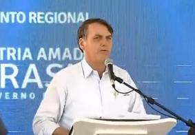 """""""Não dá para continuar muito"""", diz Bolsonaro sobre auxílio emergencial"""