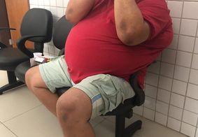 Suspeito será encaminhado para Sergipe