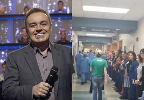 """Gugu Liberato: veja como é feito o """"corredor de homenagem"""" para doadores de órgãos nos EUA"""