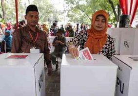 Mais de 100 funcionários morrem por exaustão durante eleições na Indonésia