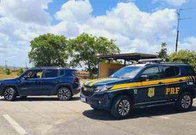 PRF na Paraíba recupera veículo locado há mais de um ano e nunca devolvido